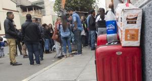 Segundo grupo de venezolanos retorna desde Ecuador con apoyo del Gobierno