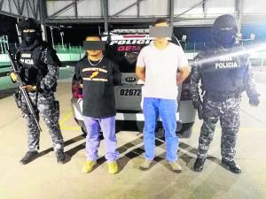 Los 'narcomilitares'  tienen antecedentes