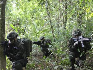 Intensos operativos en Colombia por Alias Guacho