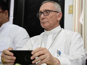 Monseñor Lorenzo Voltolini : ''Aquí descansaré para la vida eterna''