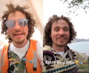 El famoso Youtuber 'Luisito Comunica' promocionó atractivos turísticos manabitas