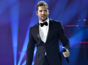 David Bisbal será reconocido en Nueva York como Mejor Artista Latino