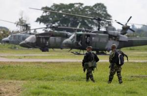 Comandante de las Fuerzas Militares de Colombia no confirma que Guacho esté herido
