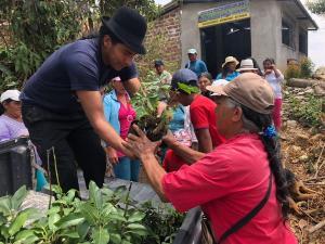Ecuador fortalece la lucha contra la degradación de la tierra