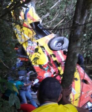 Sube a 12 los muertos y 27 los heridos en accidente de tránsito en la vía Balsas-Machala