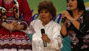 Falleció la popular cantante peruana Carmencita Lara a los 91 años