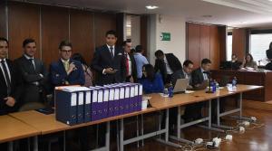 Suspenden audiencia previa a juicio contra Rafael Correa en el caso Balda