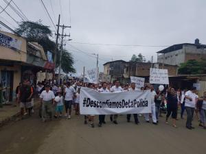 Habitantes de Puerto López piden más seguridad en el cantón