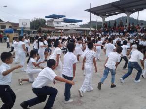 Lanzan proyecto ''Escuela segura'' a beneficio de estudiantes de Paján