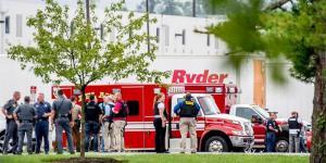 Una mujer mata a tres personas y se suicida en tiroteo en EE.UU.