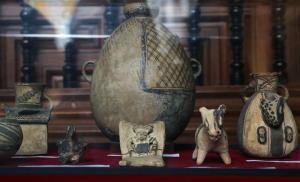 Perú recupera 1.700 piezas arqueológicas y obras de arte desde nueve países