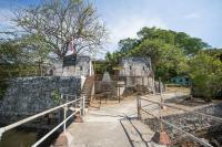 Costa Rica busca fortalecer el turismo en isla que albergó una cárcel
