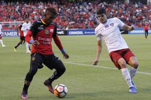 Fluminense le gana 2-0 a Deportivo Cuenca y se acerca a los cuartos de final