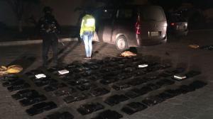 Manta: Banda utilizaba menores de edad para transportar droga