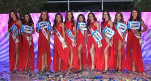 ELECCIÓN: Diez jovencitas tras la corona del reinado de Manta