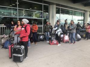 Venezuela fleta nuevo vuelo con 92 nacionales retornados desde Ecuador