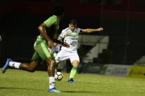 Liga de Portoviejo logra una importante victoria contra Mushuc Runa [1-0]