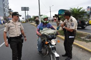 La muerte viaja en moto