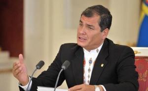 Jueza suspendió audiencia de juicio contra Correa por secuestro