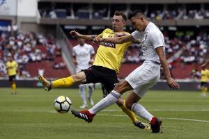 Barcelona empató contra Liga de Quito y sigue sin poder ganarle en 'Casa Blanca' [0-0]