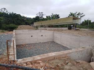 Dos piscinas nuevas para tratamiento