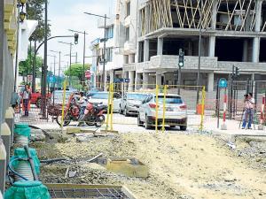 Construcciones nuevas en la zona regenerada serán condicionadas