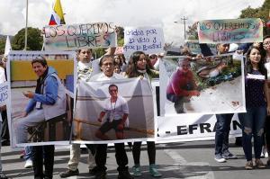 Familiares de equipo periodístico secuestrado y asesinado acudirán a CIDH