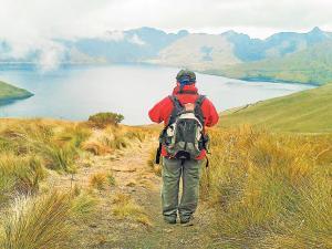 El senderismo lleva a la Ruta Inca