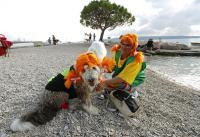 Localidad croata se promociona como destino para turistas con perros
