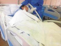 Murió el día de su alta médica