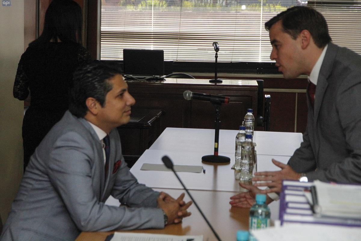 Reanudan audiencia preparatoria de juicio a Correa por secuestro ...