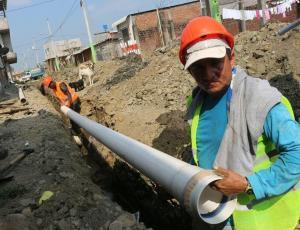 11 mil beneficiados con obra