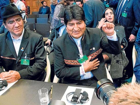 Niegan a Bolivia la salida al mar