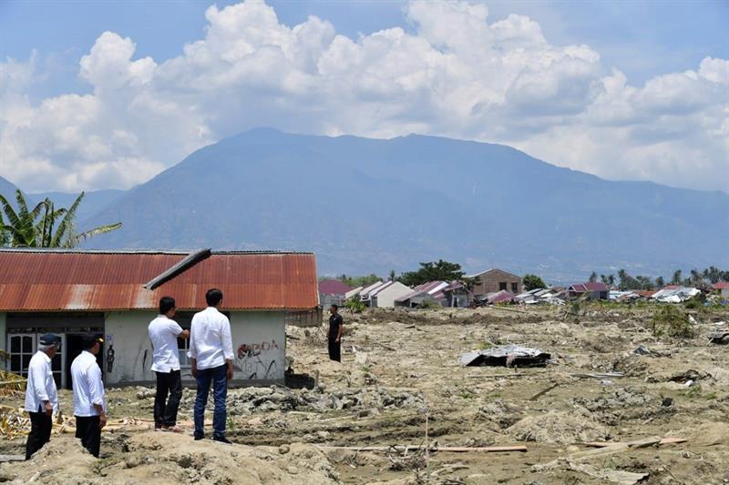 Una avalancha submarina pudo agravar el devastador tsunami en Indonesia