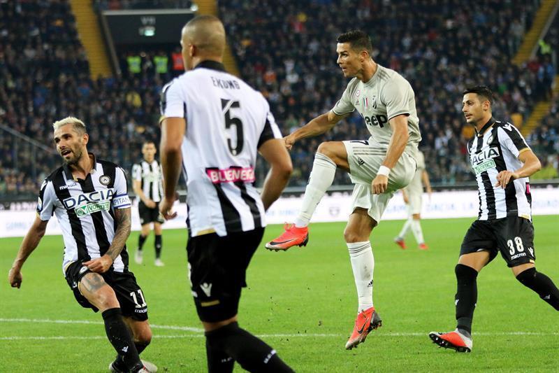 Cristiano regresa con gol en un Juventus imparable