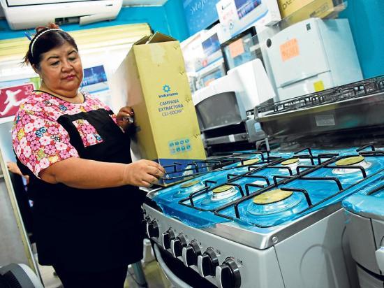 Crecen las ventas de cocinas a gas el diario ecuador for Cocina de pedro y yolanda