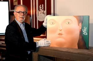 Fernando Botero: ''Soy el pintor del volumen, no de las mujeres gordas''