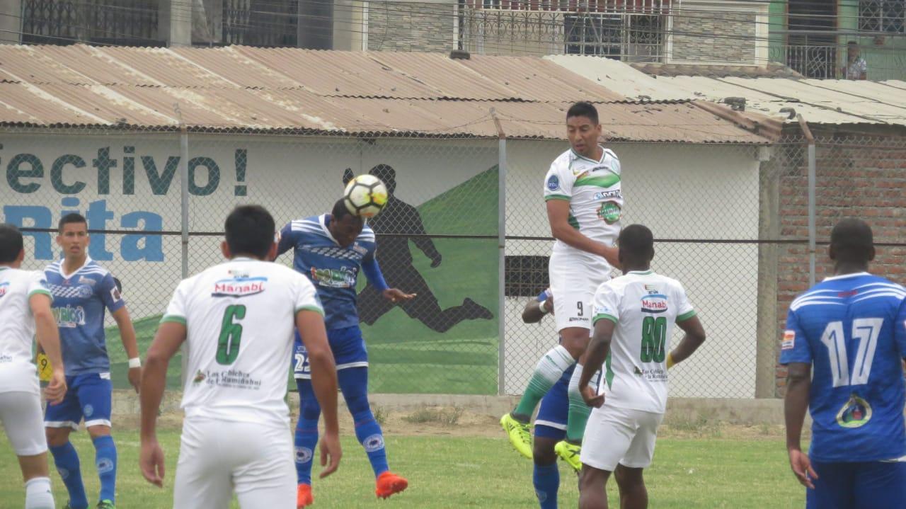 Liga de Portoviejo logra una importante victoria de visitante contra Santa Rita [2-0]