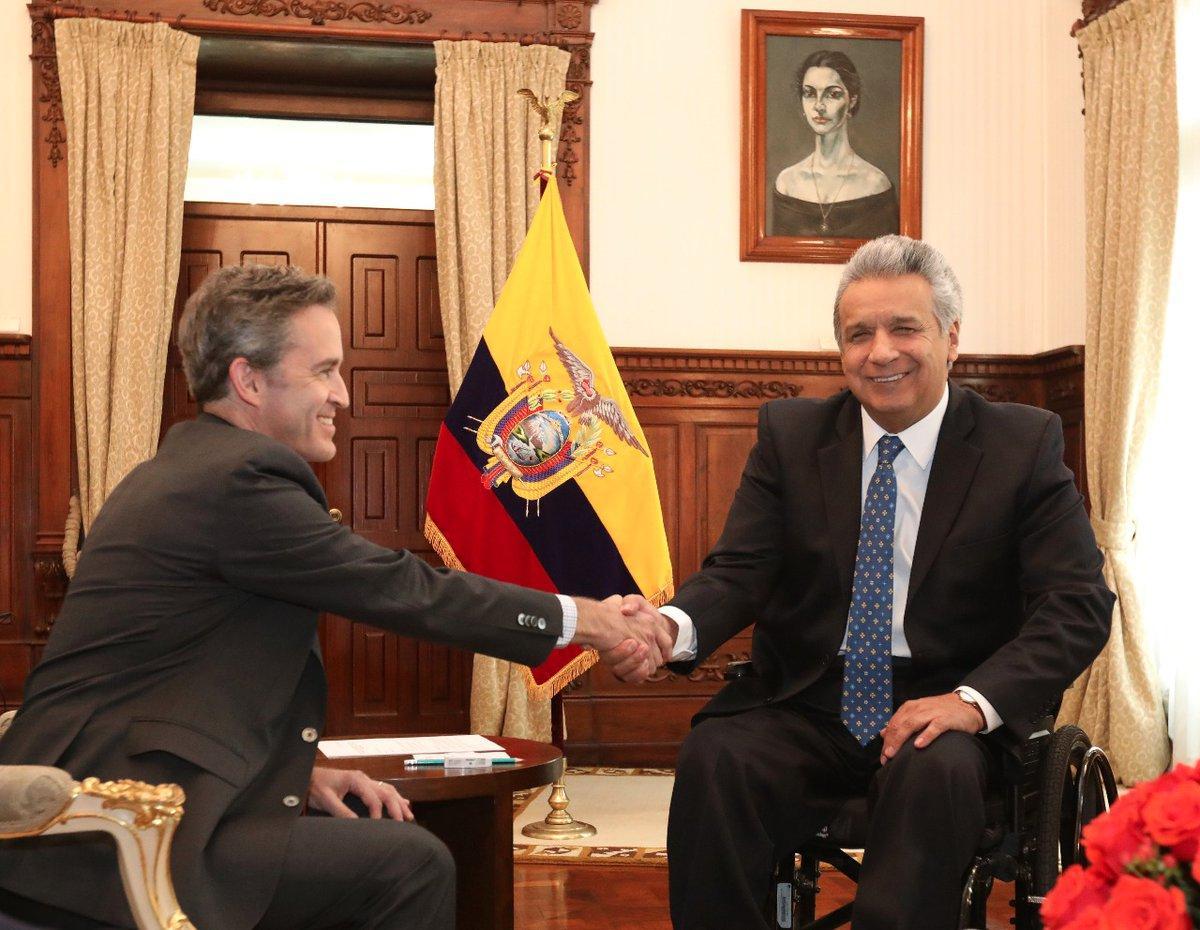 Relator de la ONU cree que Ecuador debe fortalecer la independencia de medios