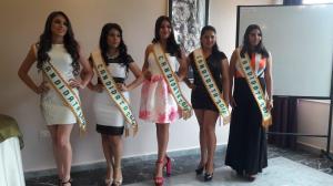 Presentan a las candidatas a Reina de Montecristi
