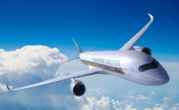 El vuelo más largo recorrerá 16.700 kilómetros entre Singapur y Nueva York