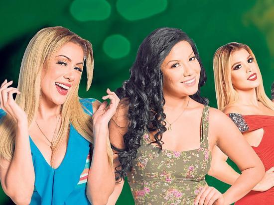 El show de Sharon despega en Manabí
