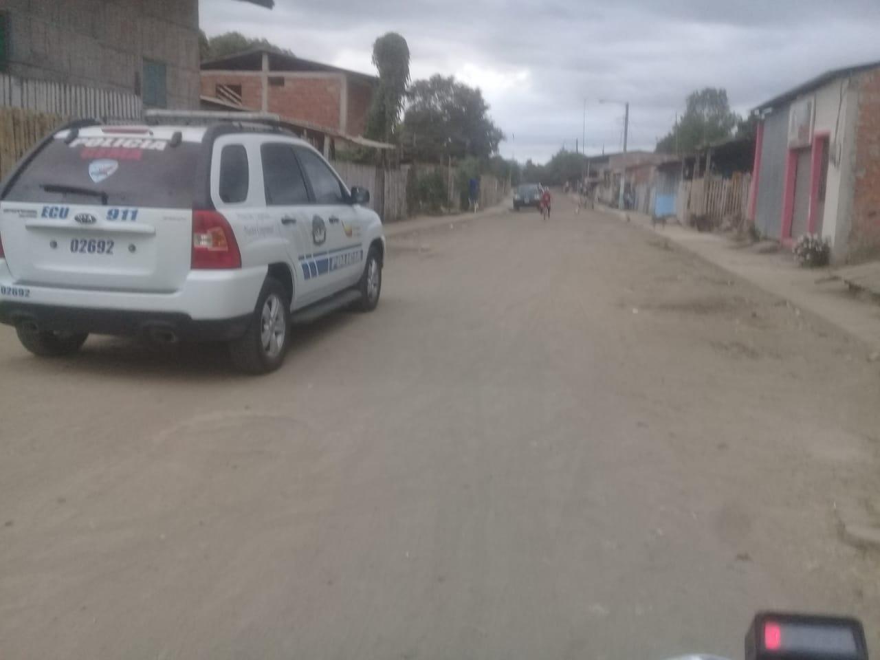 Realizan operativo antidrogas en Paján