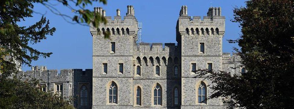 Windsor vuelve a engalanarse para la boda real de la princesa Eugenia