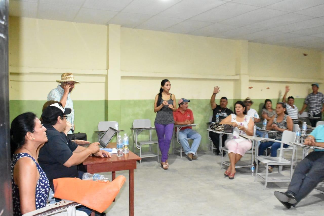 Preparan marcha y plantón para pedir reconstrucción del Carrizal-Chone