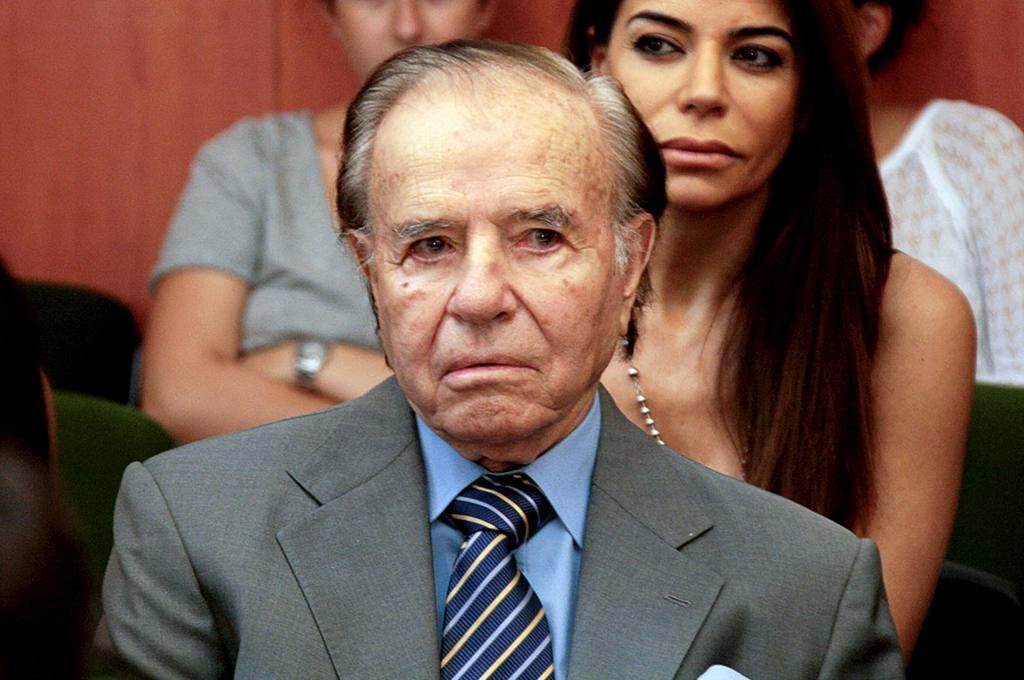 Argentina: Confirman cuatro años de cárcel contra Menem por sobresueldos en su Gobierno