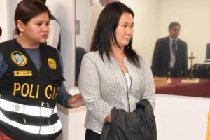 Alberto Fujimori afirma que nunca ha sentido 'dolor más grande' por detención Keiko