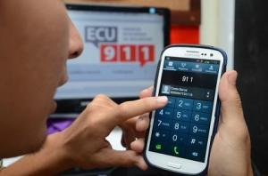 Llamadas falsas del 2017 al ECU 911 costaron más de 30 millones de dólares