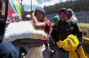 Alemania asigna 3 millones euros a Ecuador para atender migrantes en la frontera norte
