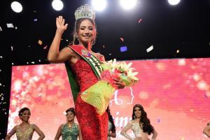 Dayana Párraga representante de Portoviejo es la Reina de Manabí 2018
